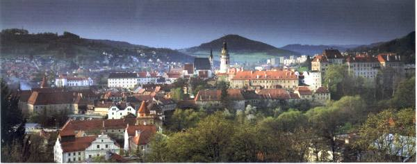 �esk� Krumlov<BR>
